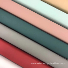 colorful Silicone leather PU leather customized